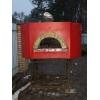Печь для пиццы на дровах б/у