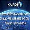 Kairos Worlds – свой бизнес и заработок в интернете