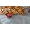 Тарелки порционные для чипсов Nachos, производства Gold Medal, США.