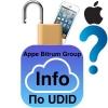 Официальная снятие iCloud, iPhone, iPad