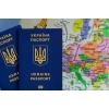 Оформление биометрического паспорта за 5 рабочих дней ID -карта, вклейка фото на 25 и 45 лет.