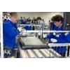 Рабочие на завод телевизоров TCL в Польшу
