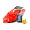 Кораблик для прикормки Дельфин -2L с эхолотом Lucky FFW718