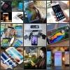 Новые модели сенсорных телефонов