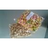 Попкорн карамелизированый,   фруктовое ассорти