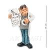 Статуэтки врачей и докторов (стоматолог, окулист, лор, медсестра)