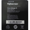 Highscreen (Omega Q) 1600mAh Li-ion