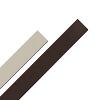 Магнитная виниловая лента с клеевой основой в рулонах 3 мм х13 мм х30 м, 1, 5 мм х25 мм х30 м. 180 гривен за рулон.