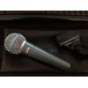 Шнуровой кардиоидный вокальный микрофон BETA58A SHURE 50Hz-15KHz