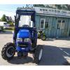 Мини-трактор Foton/Lovol-244 (Фотон-244) (реверс, широкие шины) с кабиной, сделанной в Украине