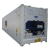 Морський рефрижераторний контейнер DV установки Carrier