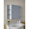 Зеркальный шкафчик в ванную А66