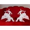 Объемные буквы, логотипы, муляжи и декорации из пенопласта