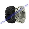 Цельнолитые шины Delasso для вилочных погрузчиков (сверхпрочная резина гусматик)