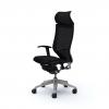 Кресло офисное OKAMURA CP Black, полированная