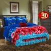 Магазин постельного белья, Комплект Малина 3Д