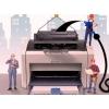 Заправка и востоновление картриджей - Ремонт принтеров