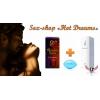 Мужской набор капли «Rendez Vous» женский возбудитель+Спрей «Доминатор»+Таблетка мужской вигры