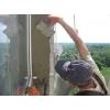 Отделка наружных откосов окон, отделка откосов дверей. Откосы внутренние и наружные