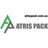 Пакеты с логотипом и клейкой лентой