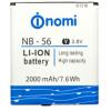 Nomi i503 (NB-56) 2000mAh Li-ion