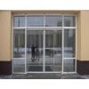 Раздвижные двери из алюминия, производство и монтаж