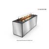 Напольный биокамин Render-m3 ТМ Gloss Fire