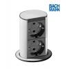 Выдвижной блок розеток Bachmann Elevator 2x220 (Schuko)