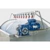 Барабанный механический фильтр (drum filter) 80 м3 в час