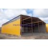 Ангары быстровозводимые под ключ, строительство быстровозводимых ангаров, складов в Украине