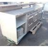 Стол холодильный б/у барная стойка стол морозильный для кафе