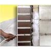 Утепляем дома путем заполнения стеновых пустот пеноизолом