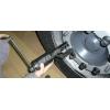 Ручной гайковерт, редукторный ключ
