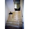 Мраморные ступени, облицовка лестниц мрамором