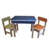 Стол с пеналом и 2 стульчика