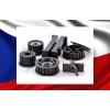 Завод по изготовлению маленьких пластиковых деталей в Чехии