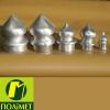 Алюминиевые наконечники для металлических заборов.