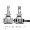 Автомобильные лед лампы шестого поколения G6 - Н7 - альтернатива ксенону