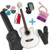 Гитара акустическая Polcraft с аксессуарами