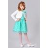Новогодняя коллекция праздничных детских платьев от производителя Оптом