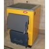 Котел твердотопливный Огонек 10 кВт с плитой