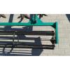Культиватор сплошной обработки 1, 6 (2. 1) м с рабочими лапами и катком (Украина)
