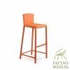 Барные стулья из ротанга