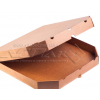 Коробки для под пиццы бурые белые целлюлозные