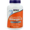 Омега-3, Now Foods, 200 мягких желатиновых капсул в Одессе