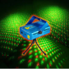 Лазер BIG BEMINI3 ( Эффект лазерного салюта/звездная пыль/мухи )