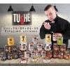 Мясные и овощные консервы. Тушенка Tushe