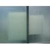 Поклейка плёнки на стекло