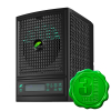 GreenTech GT3000. Профессиональная система очистки воздуха, ионизатор.