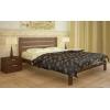 Кровать двухспальную. Из натурального дерева.